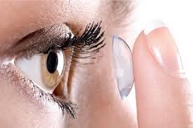 infezioni agli occhi indotte da lenti a contatto
