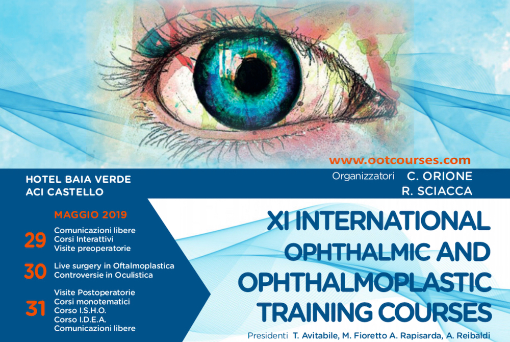 xi international ophthalmic and ophthalmoplastic training courses image cover