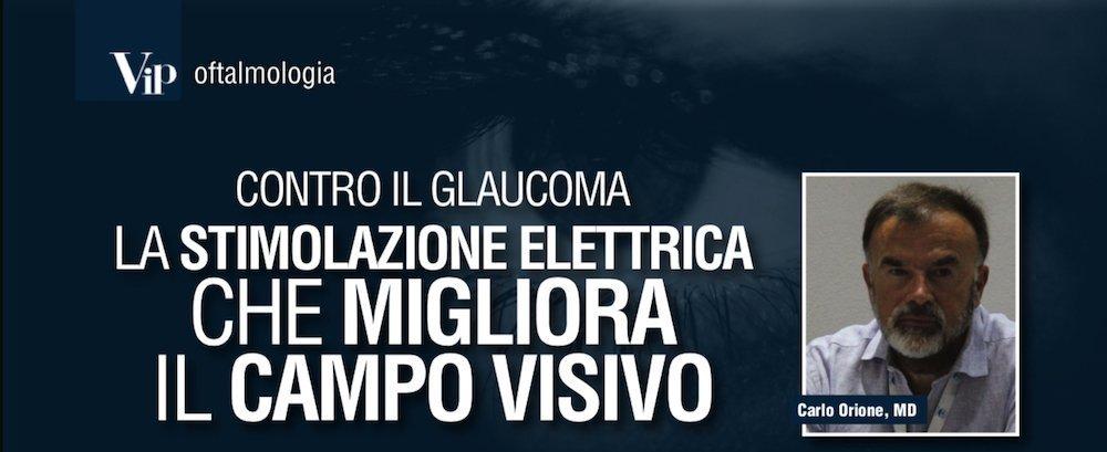 contro il glaucoma eyetronic orione