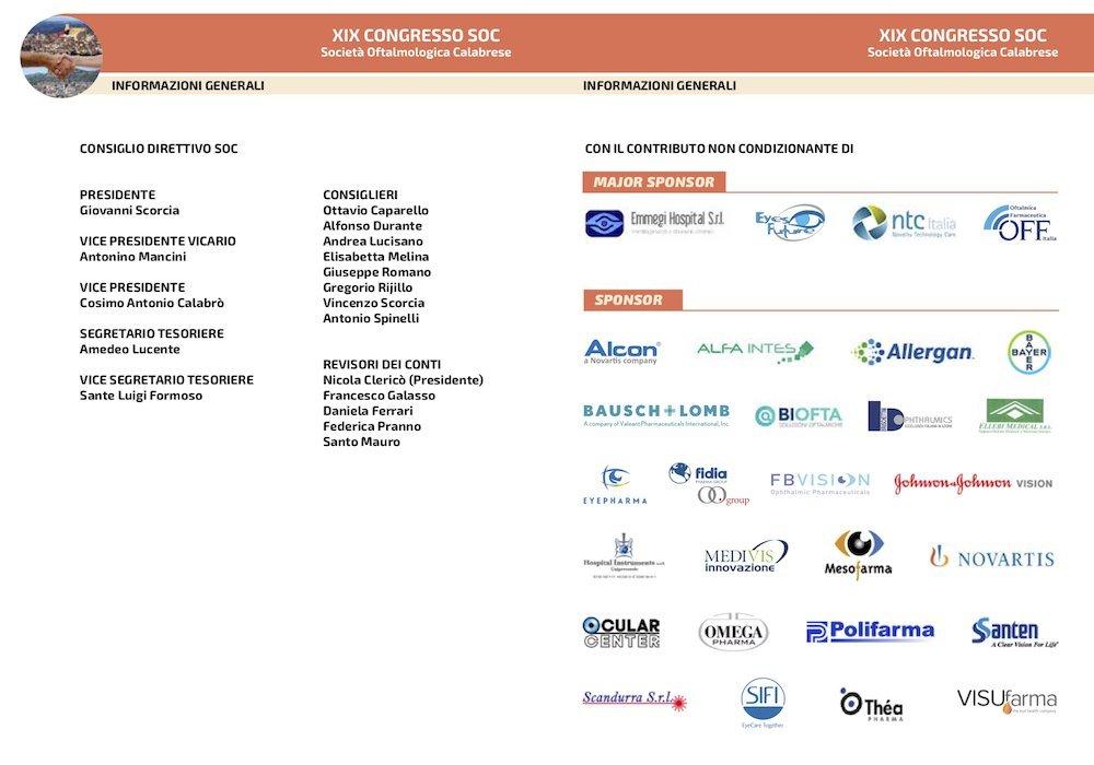 xix congresso soc sponsors