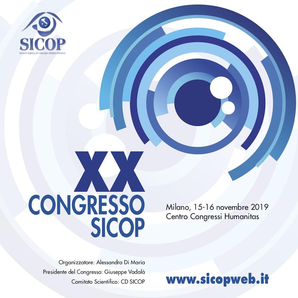 xx congresso sicop